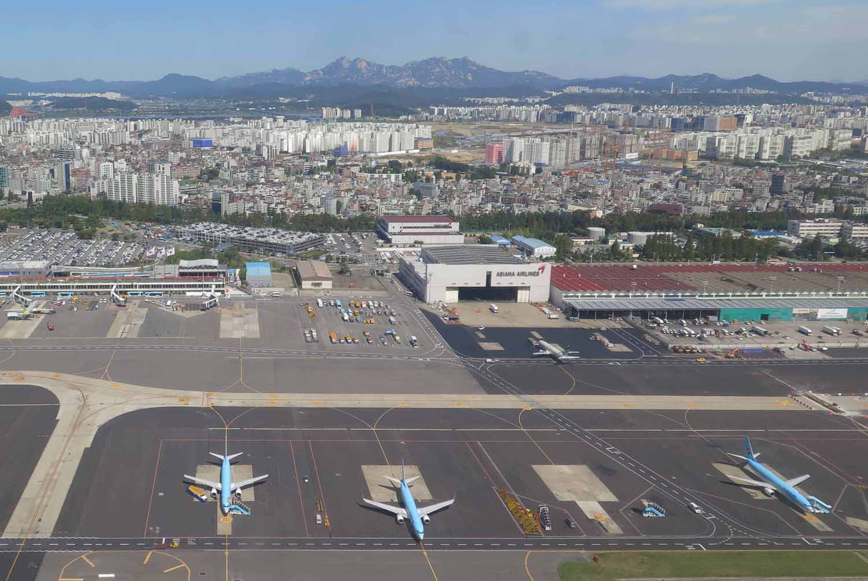 Korea-Seoul-Airport-Aerial-View