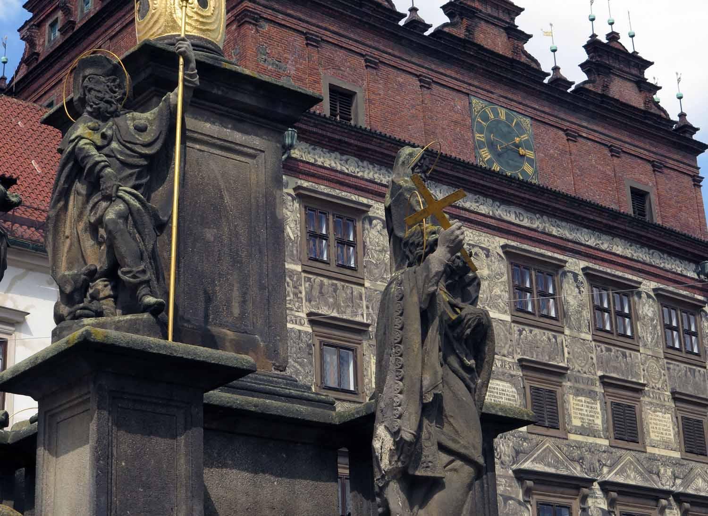 czech-republic-plzen-plague-monument