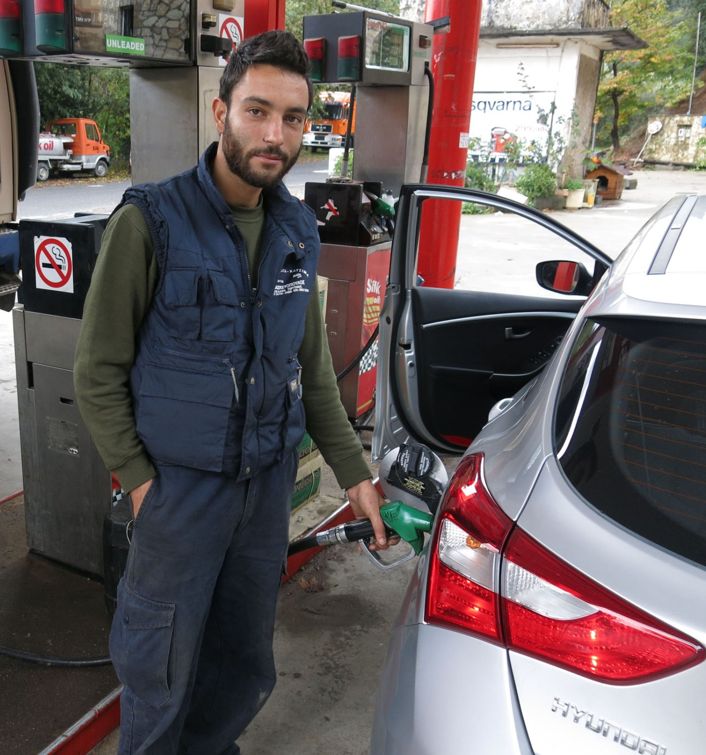 Greece-On-The-Road-Gasoline
