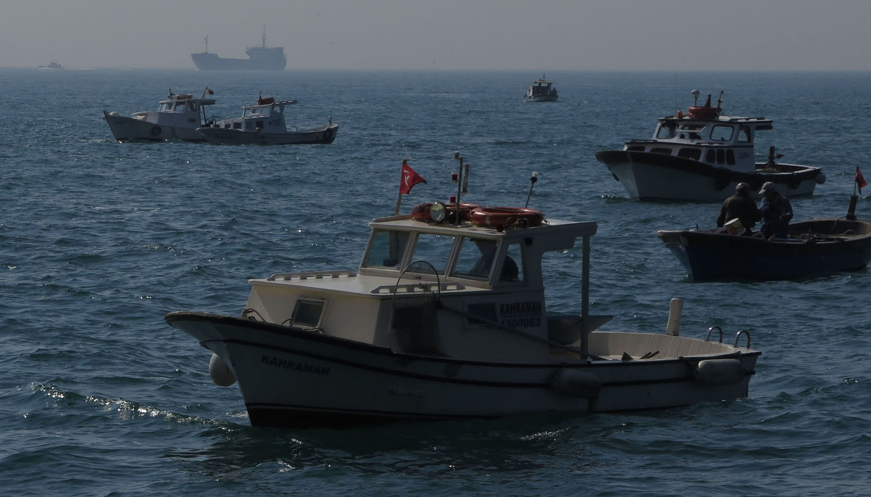 Turkey-Bosphorus-Boats