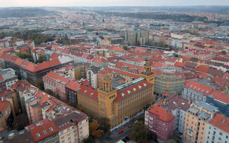 Czech-Republic-Prague-Zizkov-TV-Tower