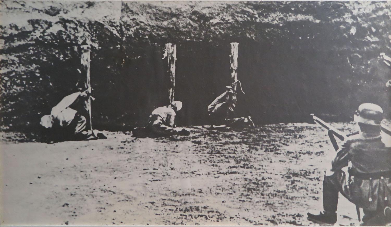 Poland-Auschwitz-Black-Wall