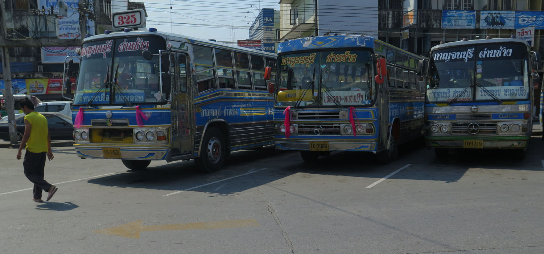 Thailand-Bangkok-Bus-Station