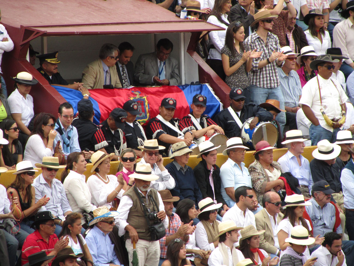 Ecuador-Quito-Bullfight-VIPS