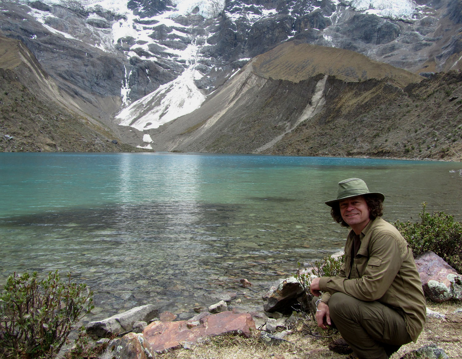 Peru-Salkantay-Trek-Day2-Humantay-Lake