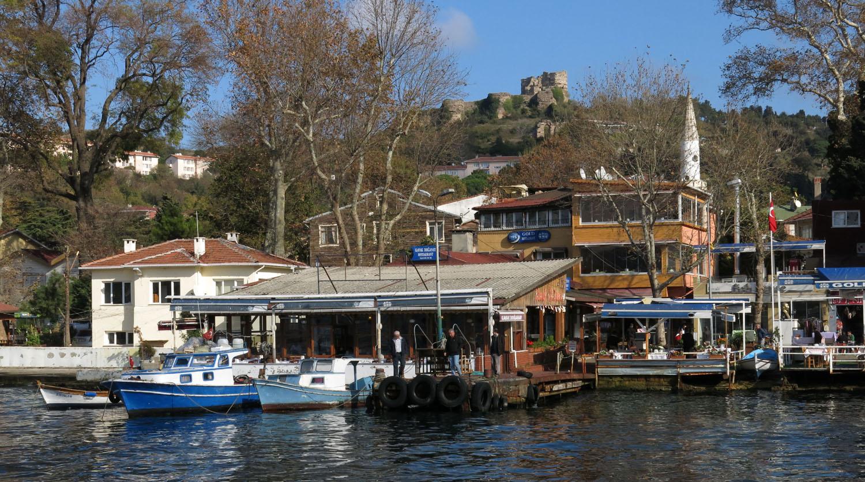 Turkey-Bosphorus-Dock