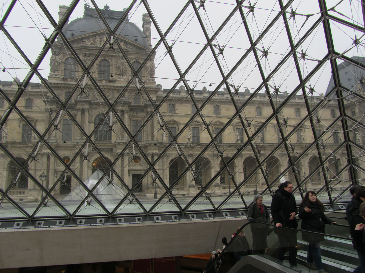 France-Paris-Louvre