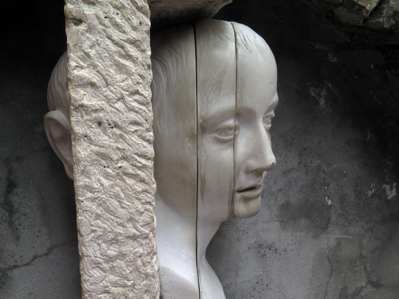 Italy-Cinque-Terre-Street-Scenes-Sculpture