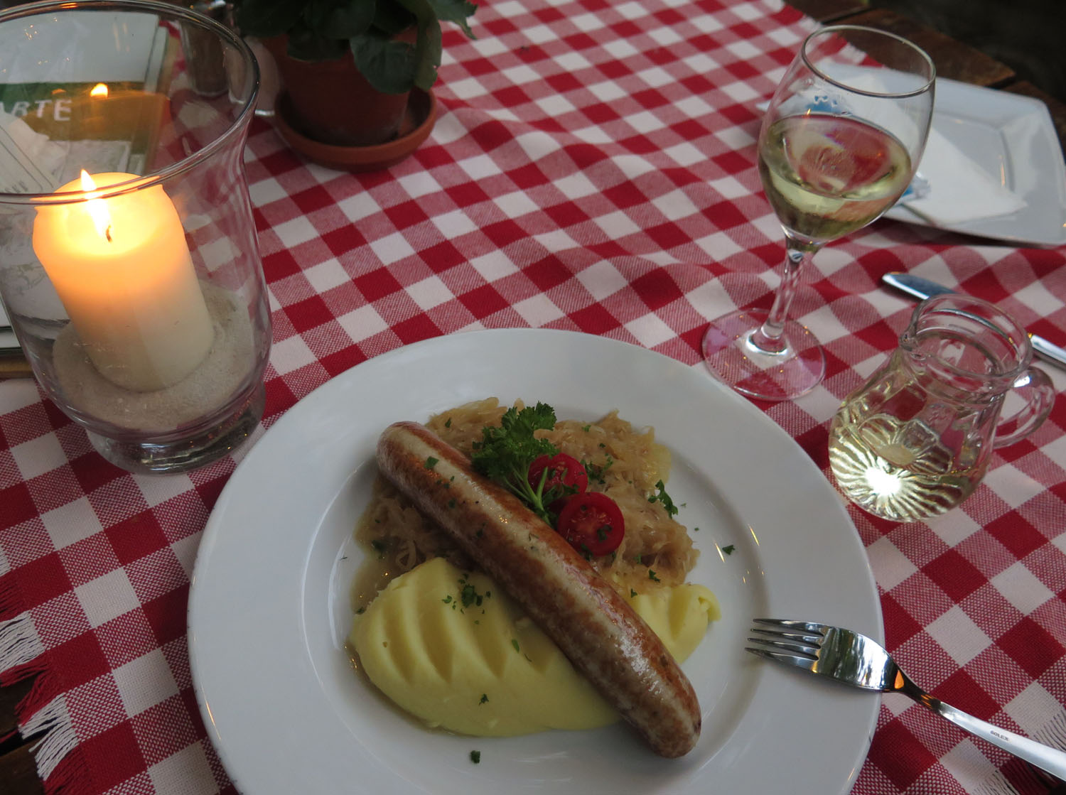 Germany-Rhine-River-Valley-Food-And-Drink-Sausage