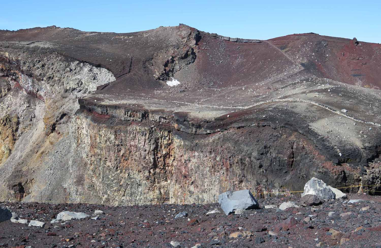 Japan-Mount-Fuji-Summit-Crater