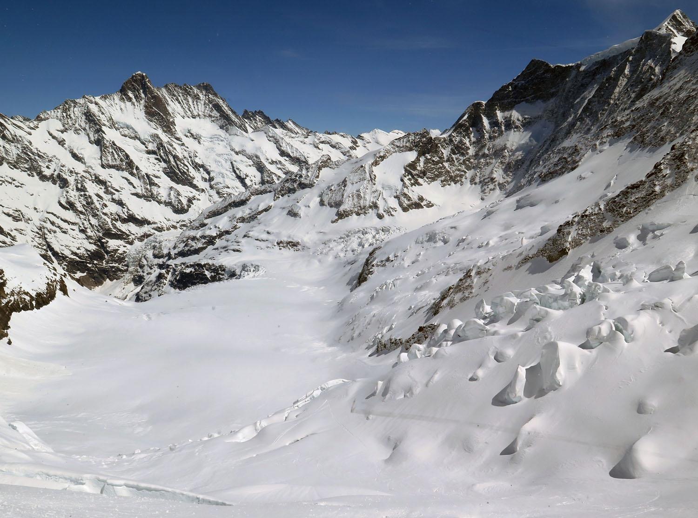 Switzerland-Bernese-Oberland-Jungfrau-Railway-Eismeer