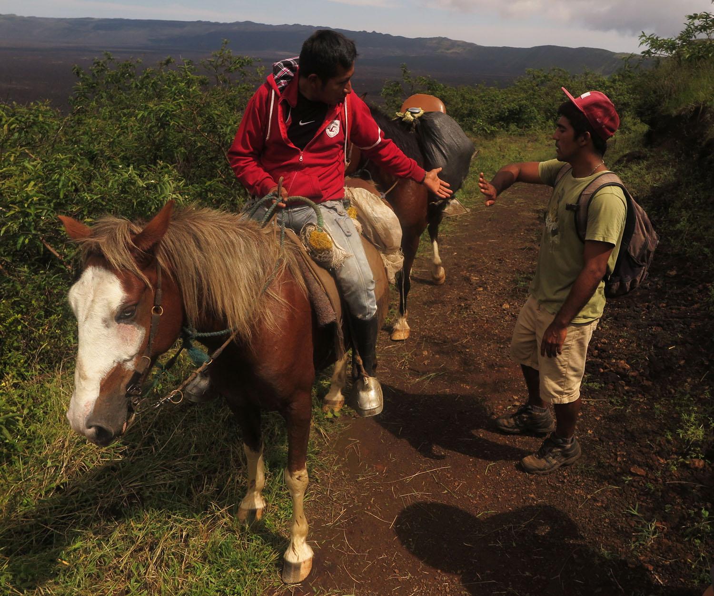 Ecuador-Galapagos-Scenery-Sierra-Negra-Hike