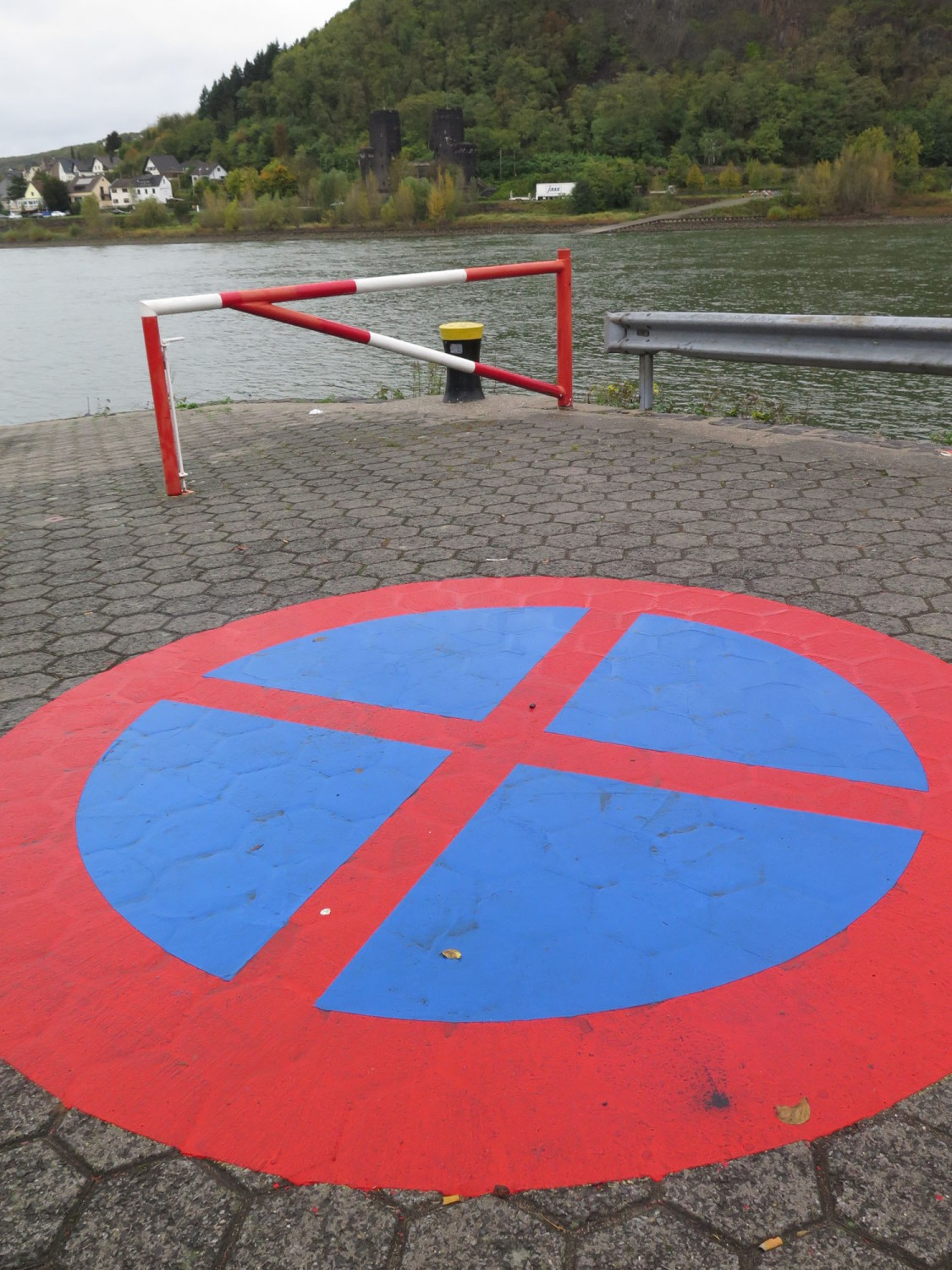 Germany-Bridge-At-Remagen-Peace-Museum-NATO-River-Crossing