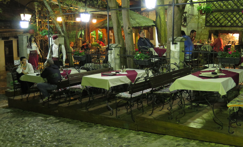 Bosnia-Mostar-Street-Scenes-Cafe