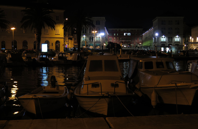 Croatia-Split-Harbor