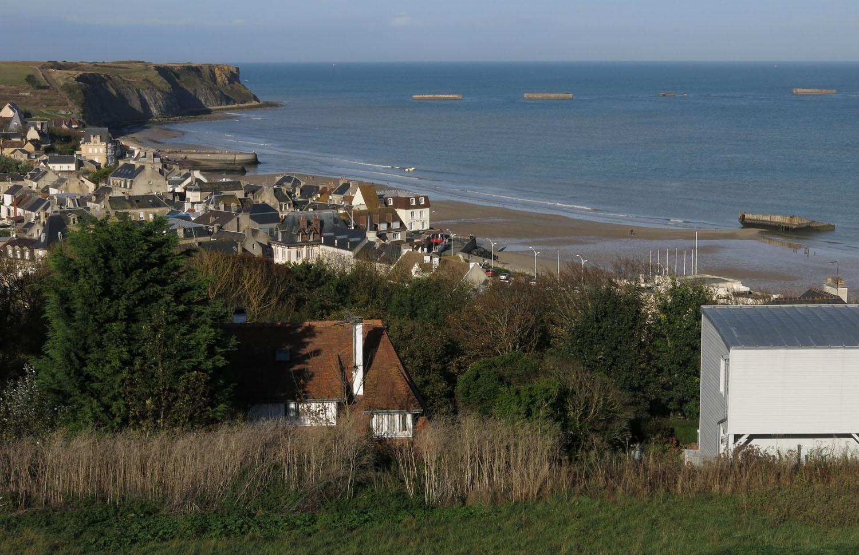 France-Normandy-D-Day-Arromanches