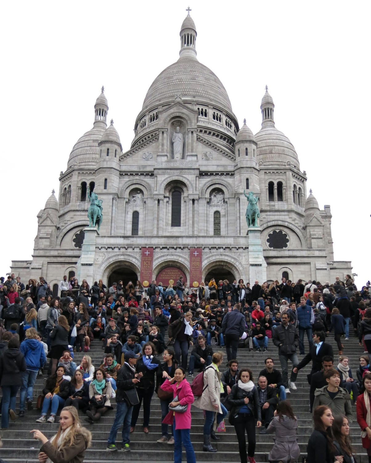 France-Paris-Sacre-Coeur