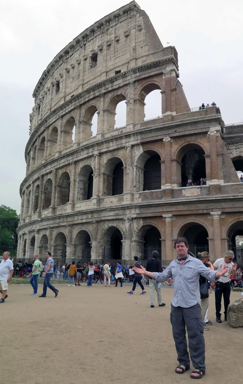 Italy-Rome-Coliseum