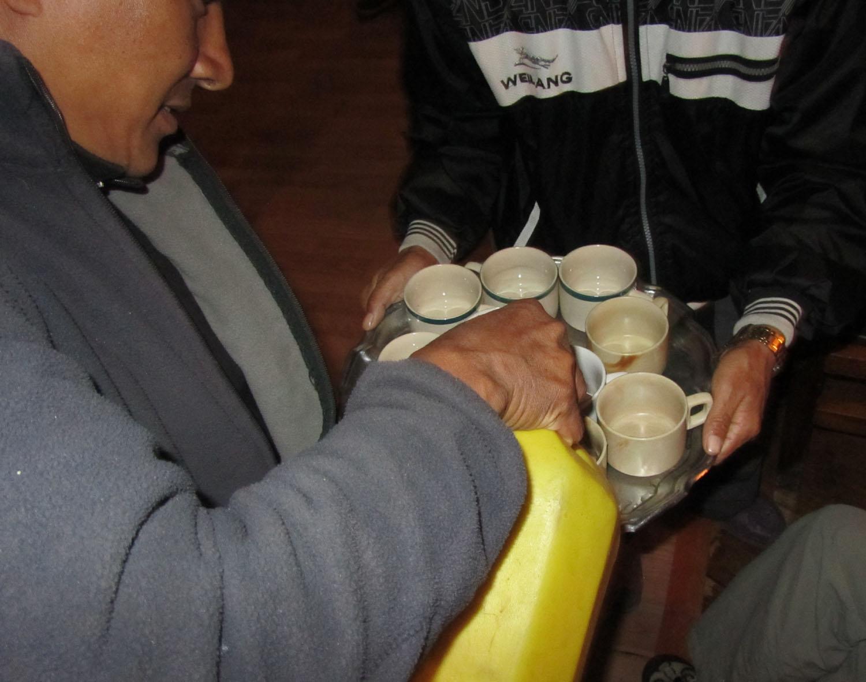 Nepal-Everest-Region-Trek-Day-09-Party-Hooch
