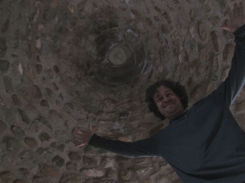 Camino-De-Santiago-Sights-And-Scenery-Stone-Igloo