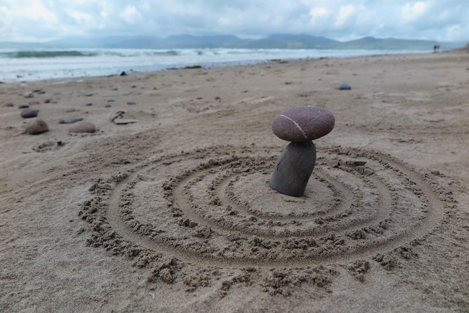 Ireland-Sights-And-Scenery-Rossbeigh-Strand-Zen-Garden