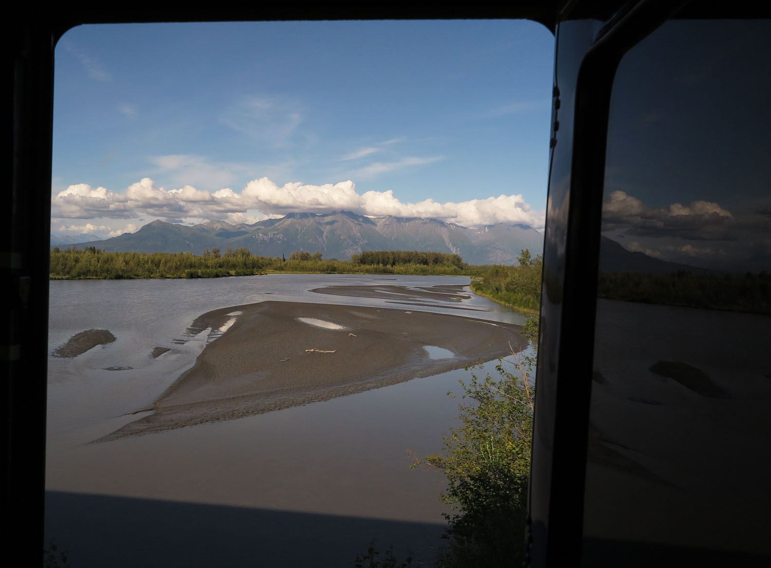 Alaska-Train-Talkeetna-Anchorage
