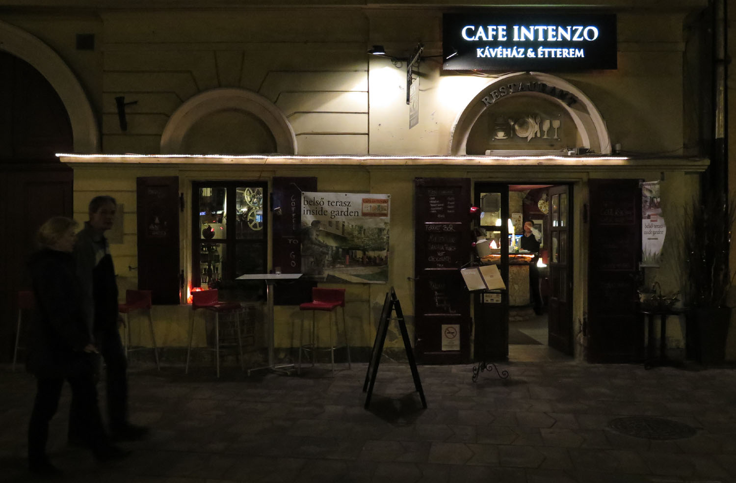 Hungary-Budapest-Food-And-Drink-Cafe-Intenzo