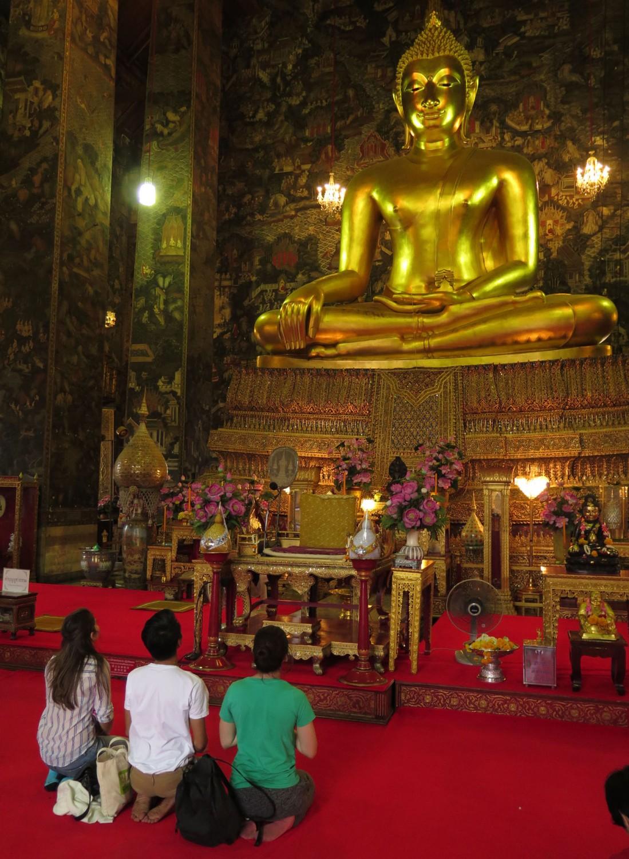 Thailand-Bangkok-Temple