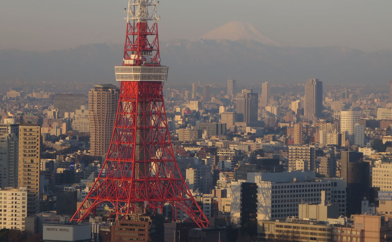Japan-Tokyo-Skyline-Fujisan