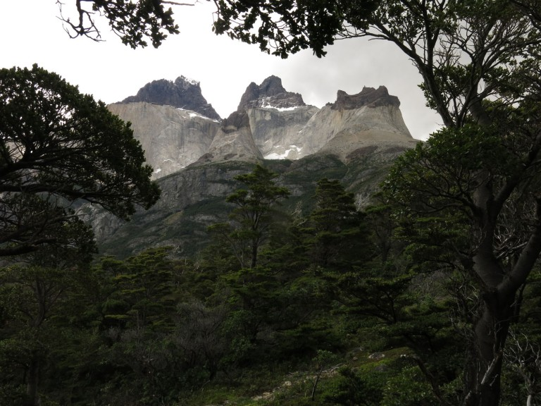 Patagonia-Paine-W-Trek-Day2-Cuernos-Del-Paine-Hike