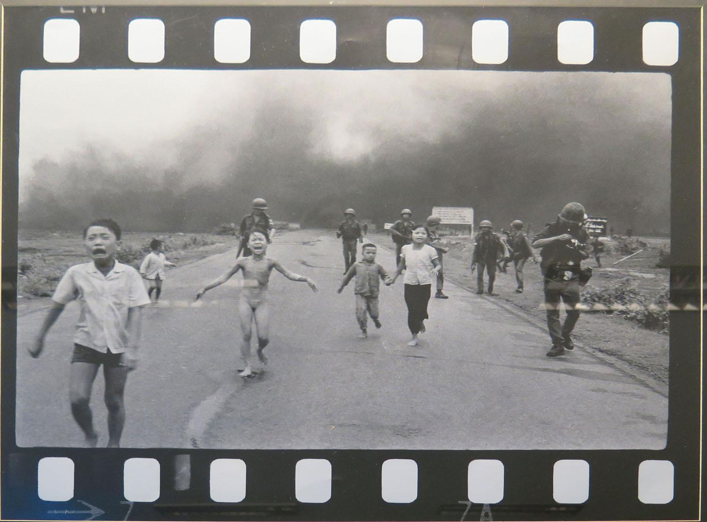 Vietnam-Ho-Chi-Minh-City-War-Remnants-Museum-Napalm-Victims-Kim-Phuc