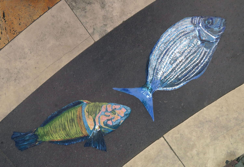 Italy-Cinque-Terre-Street-Scenes-Fish