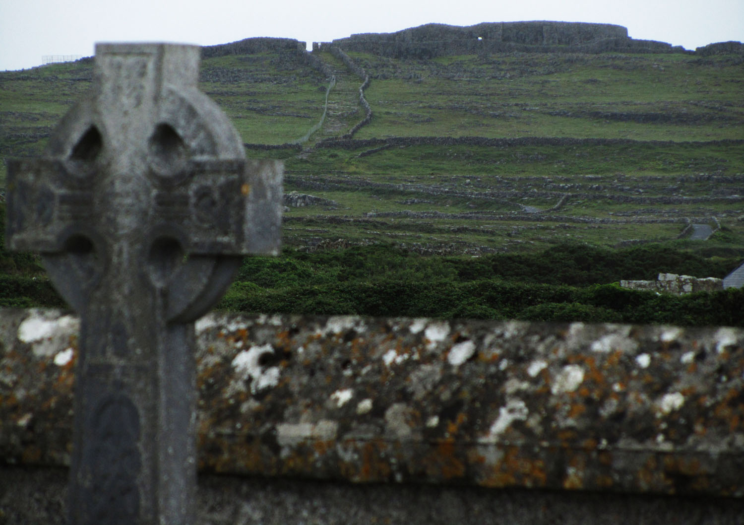 Ireland-Sights-And-Scenery-Aran-Islands-Inishmore-Dun-Aengus
