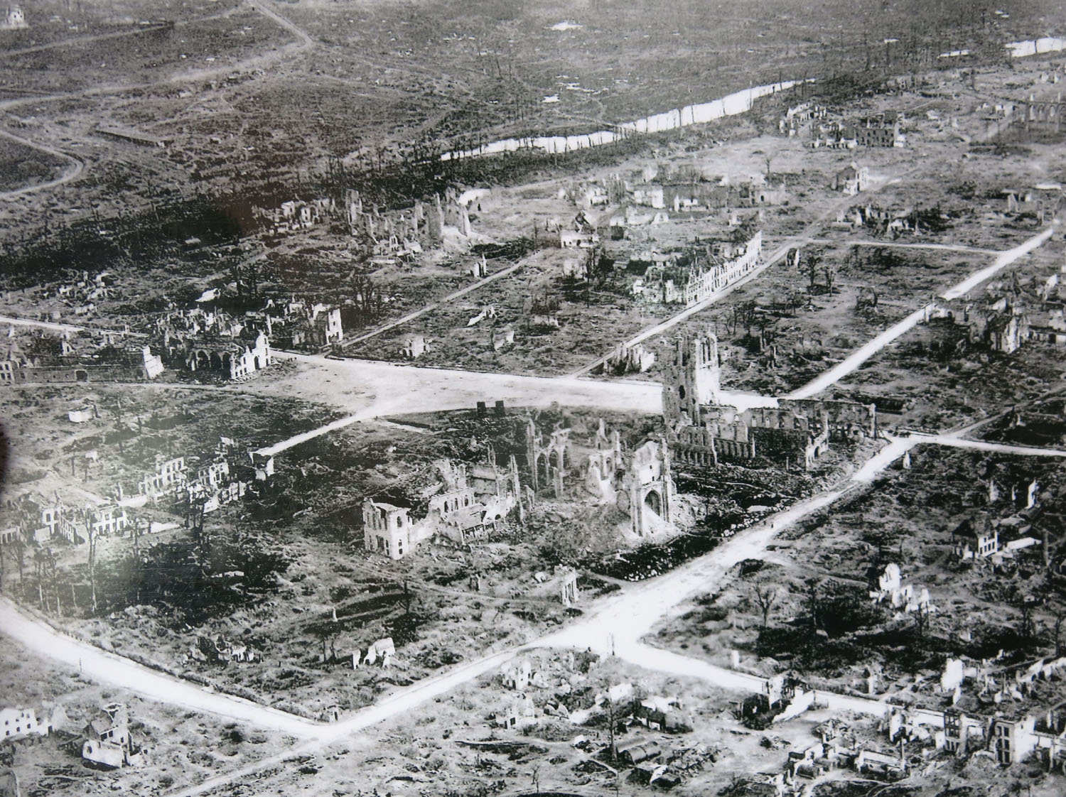 Belgium-Ypres-Destruction