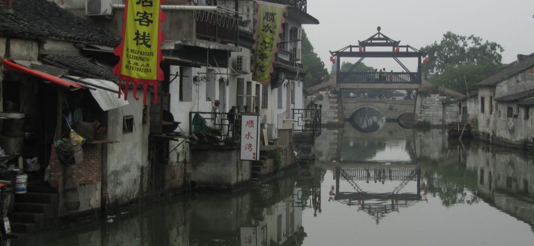 China-Suzhou-Canal