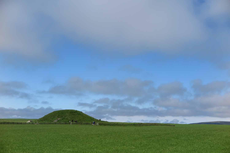 Scotland-Orkney-Maeshowe-Mound