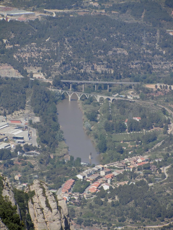Spain-Montserrat-View