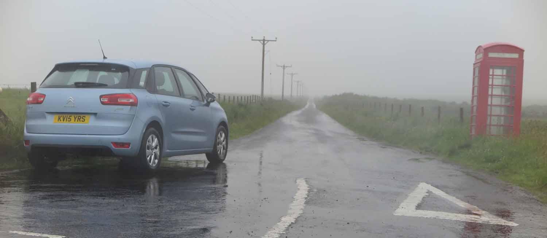 Scotland-Orkney-Telephone