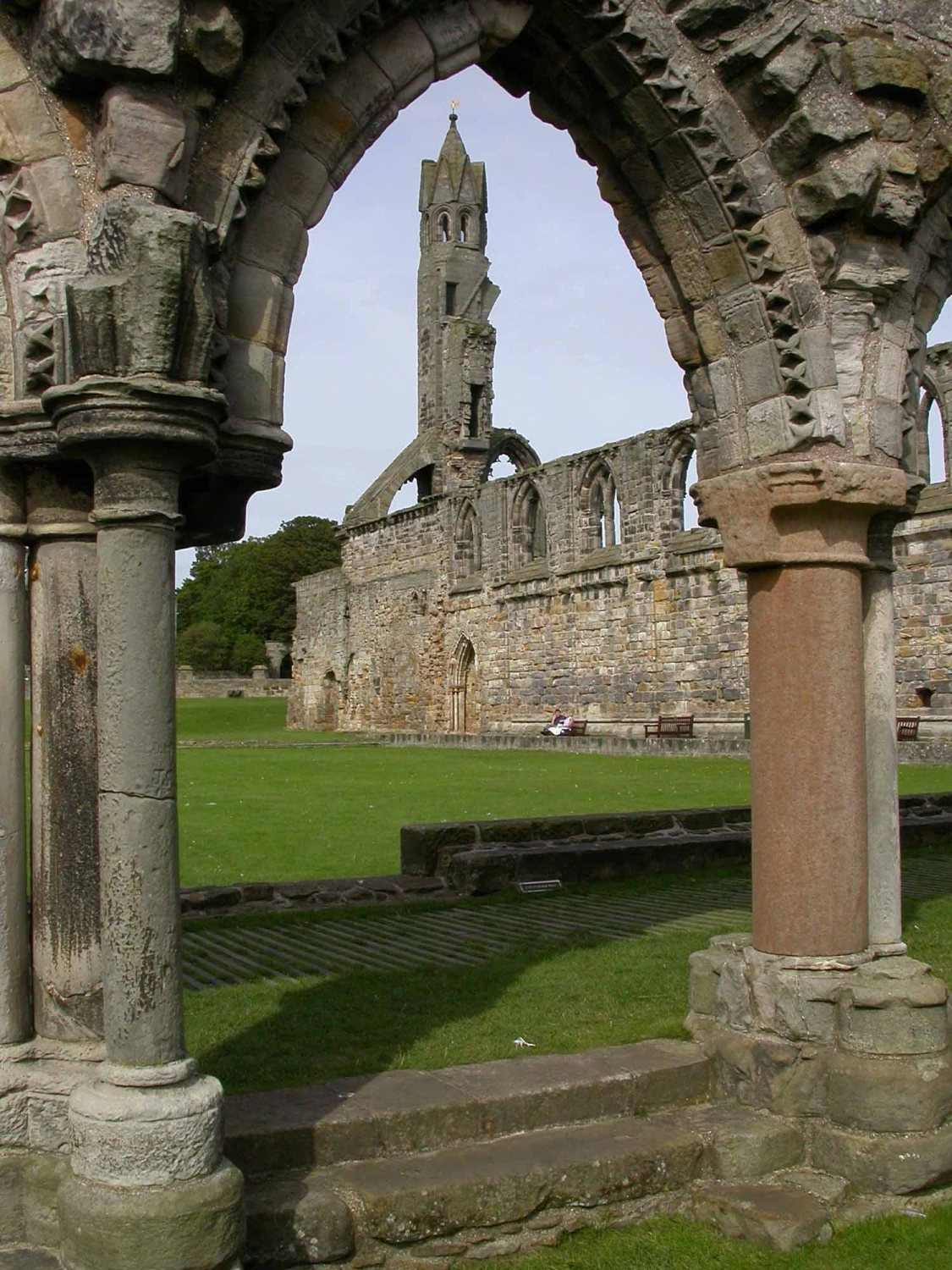 Scotland-Lowlands-Saint-Andrews-Cathedral