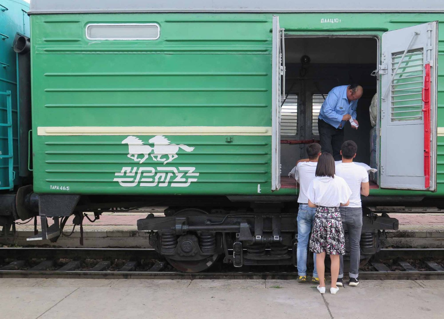 Russia-Trans-Siberian-Railway-Mail-Car