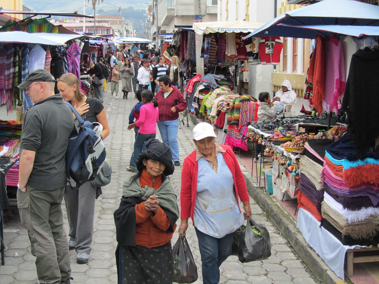 Ecuador-Countryside-Otavalo-Mercado