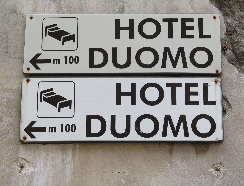 Italy-Orvieto-Hotel