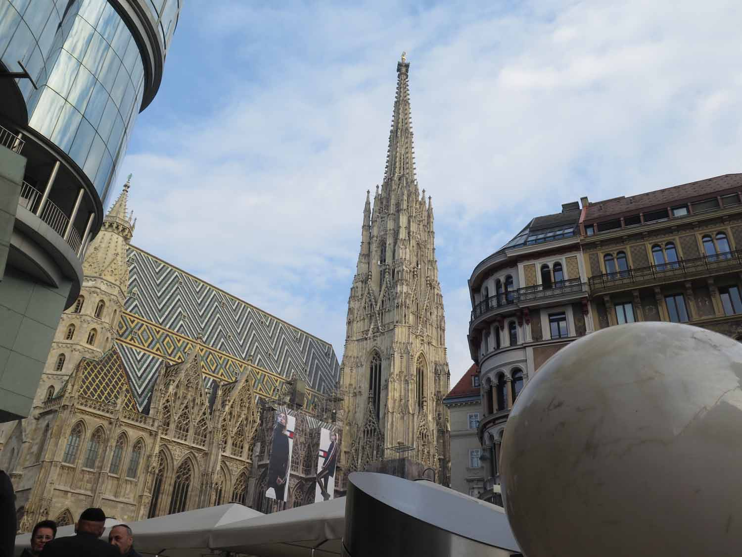 Austria-Vienna-Stephansplatz-Cathedral