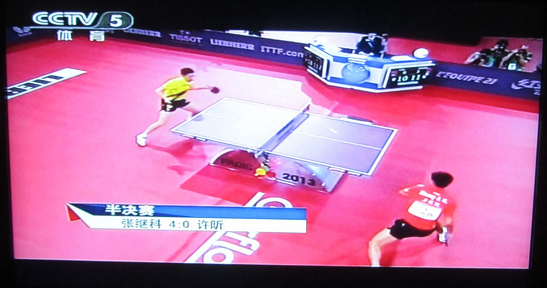 China-Television-Ping-Pong