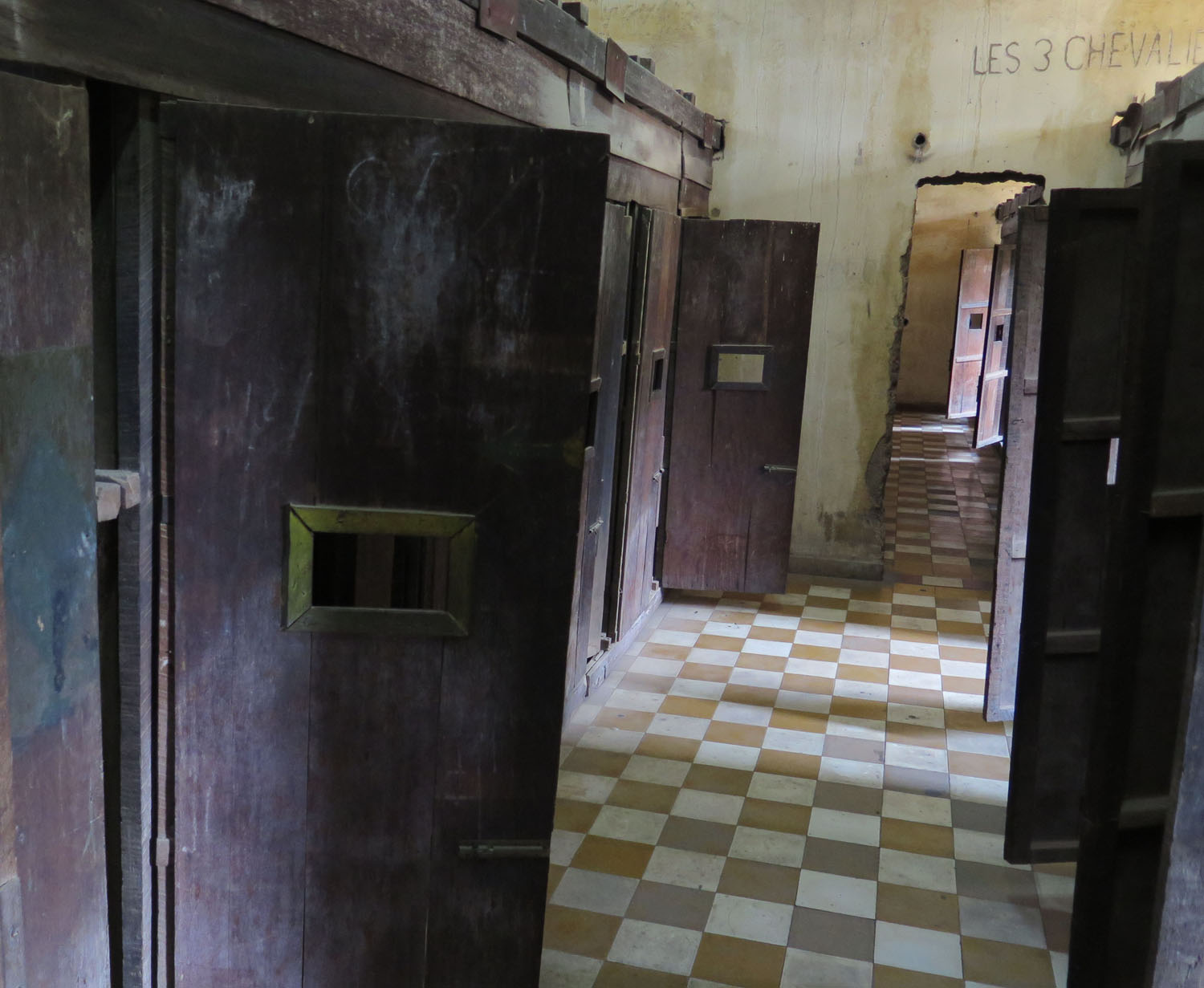 Cambodia-The-Killing-Fields-S-21-Cells
