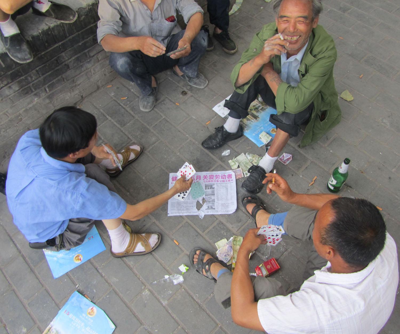 China-Xian-Cards