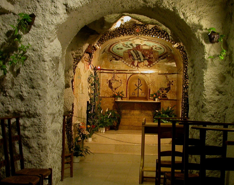 Hungary-Budapest-Gellert-Hill-Cave-Chapel
