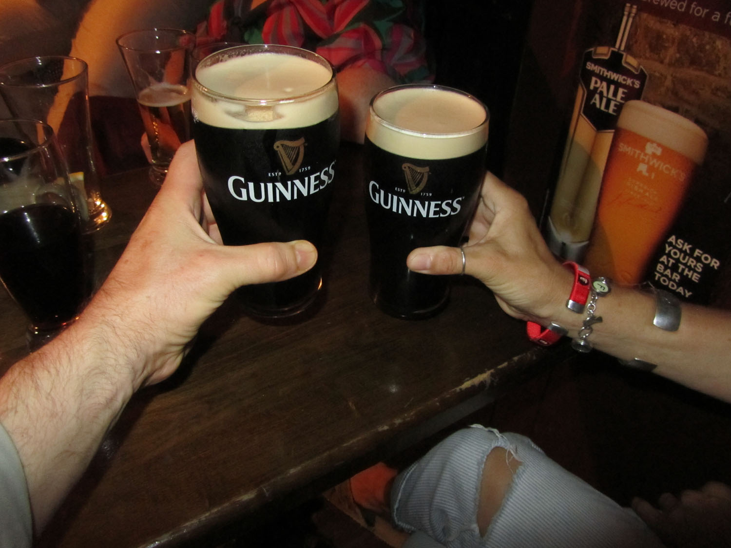 Ireland-Music-Westport-Matt-Malloys-Guinness