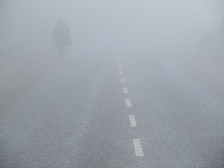Camino-De-Santiago-Sights-And-Scenery-Fog