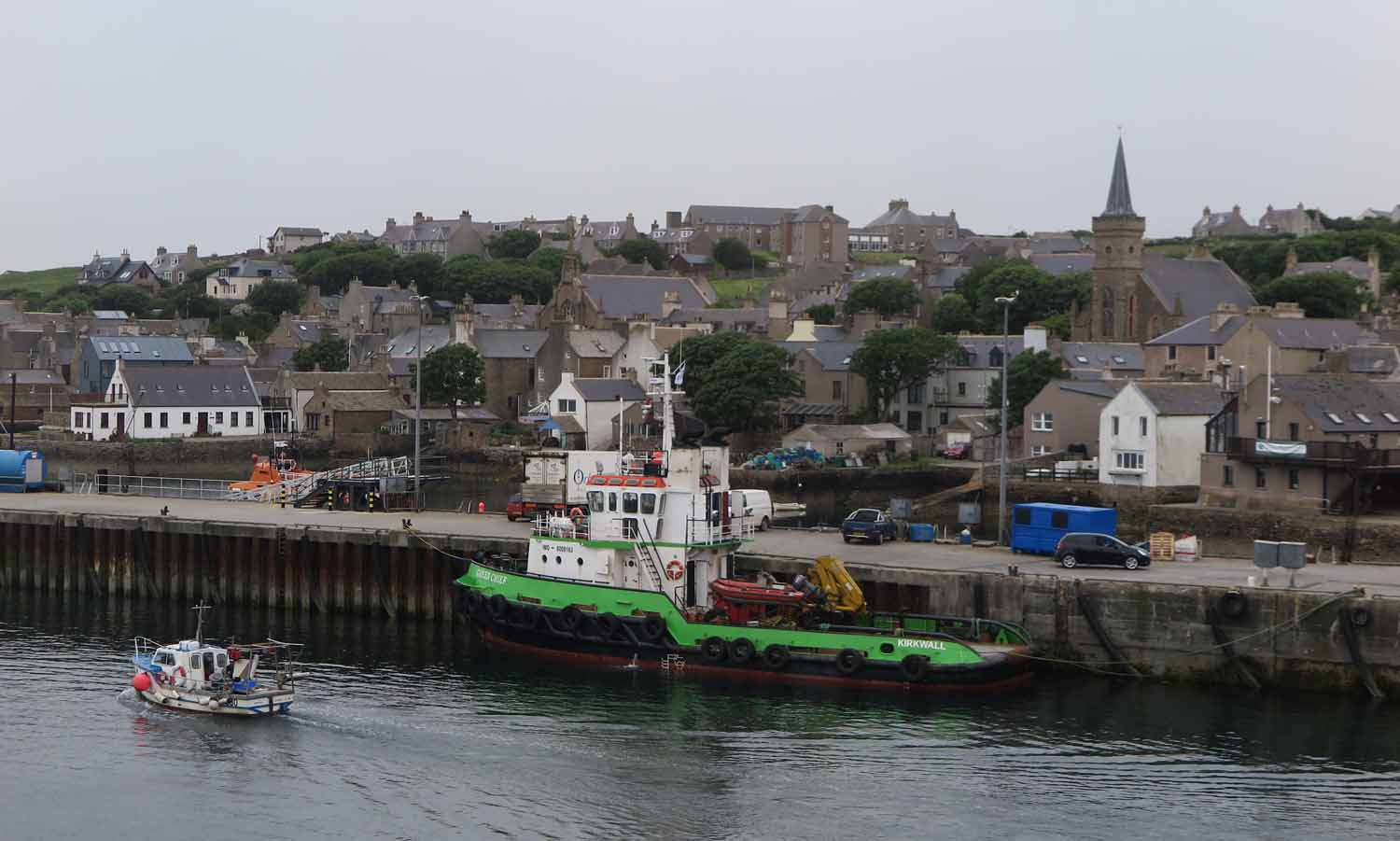Scotland-Orkney-Ferry-Stromness